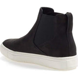 Belleyone  Casual High Top Suede Sneakers