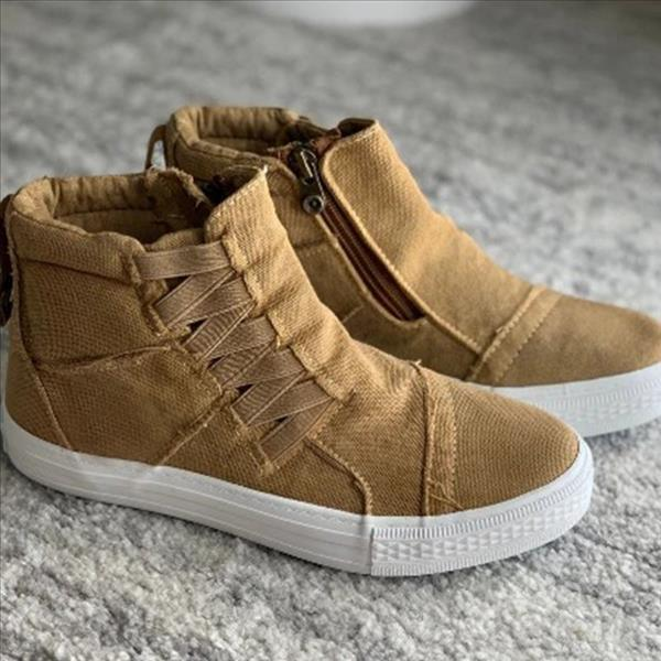 Belleyone Casual Daily Flat Sneakers
