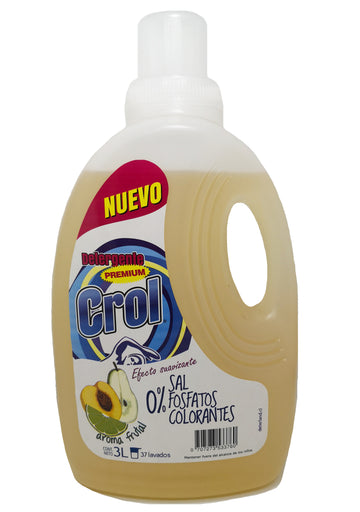 Detergente biodegradable 3Lts