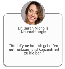 Dr. Sarah Nicholls BrainZyme Review