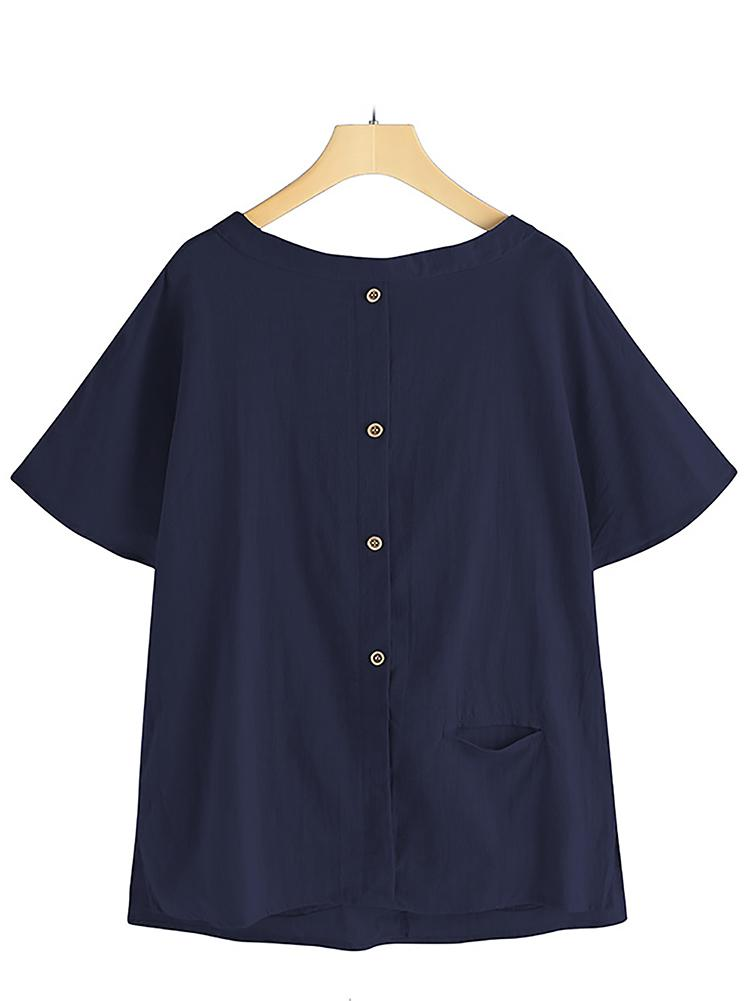 round-neck-button-pocket-casual-shirt-tty0355