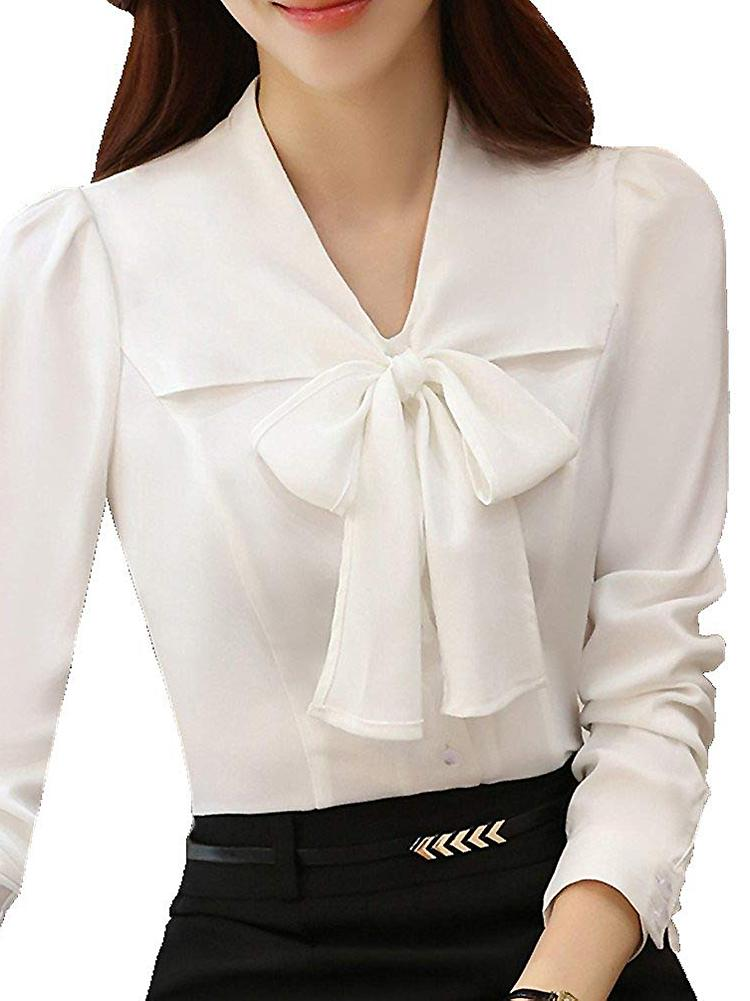 bow-tie-slim-fit-blouse-tty3767