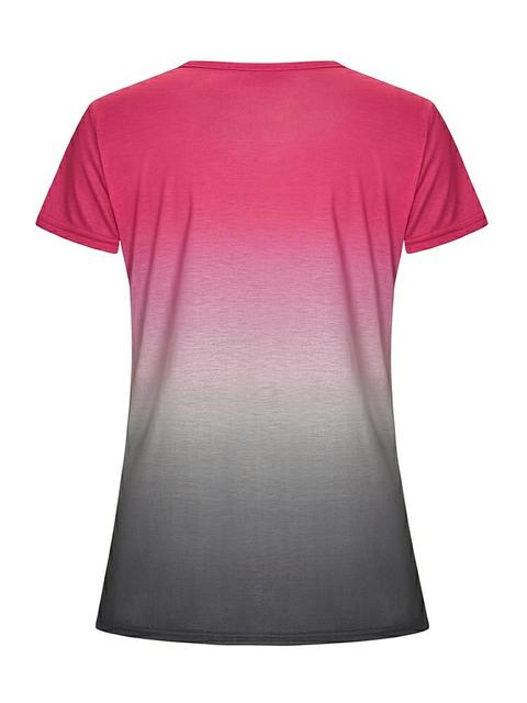 short-sleeve-gradient-color-casual-t-shirt-zsy3860