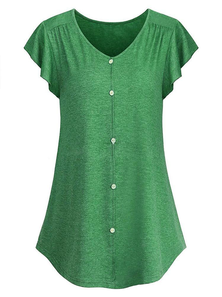 button-short-sleeve-tunic-t-shirts