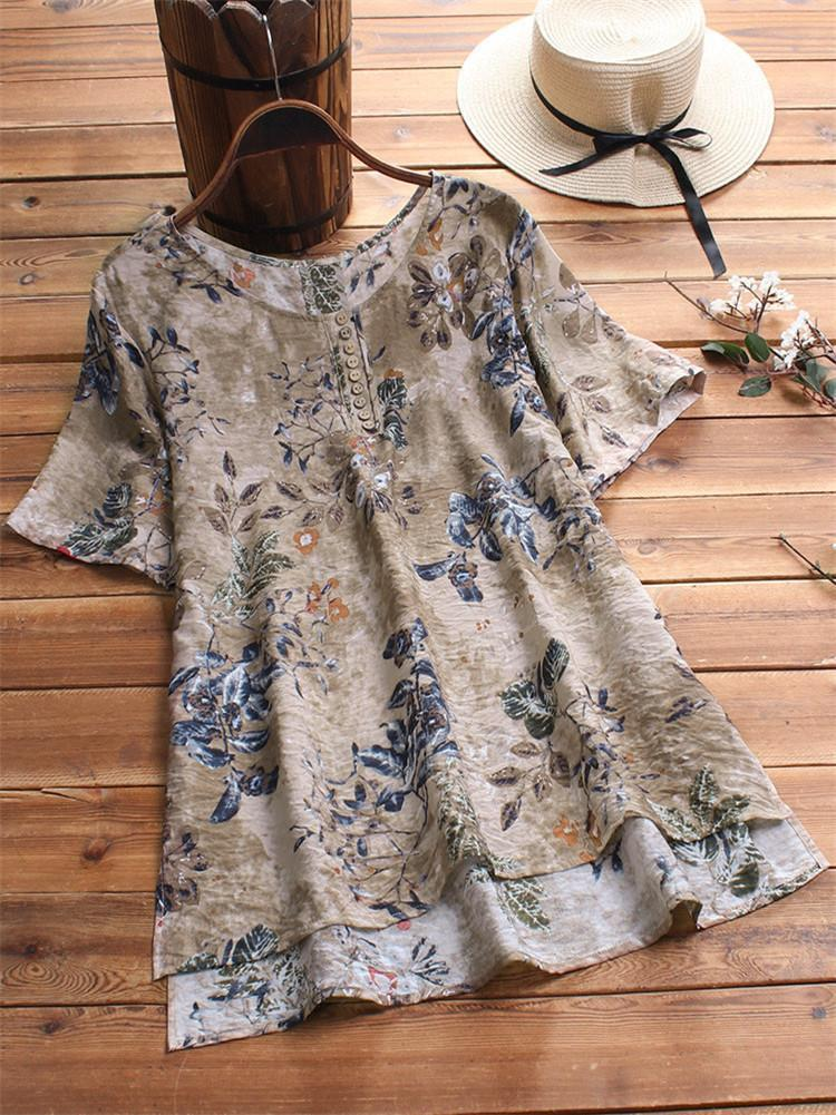 floral-printed-short-sleeve-tunic-tops