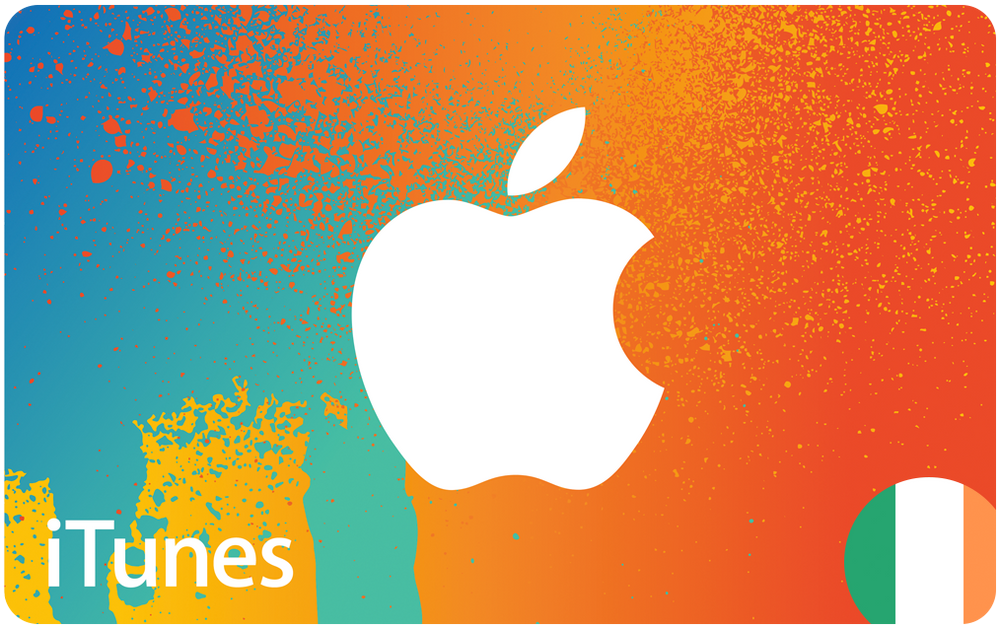 iTunes IR Gift Card