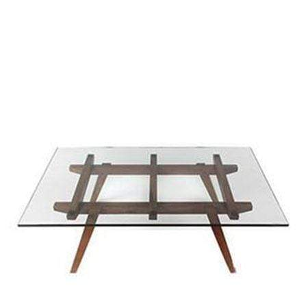 "Recoleta 48"" Rectangle Coffee Table"