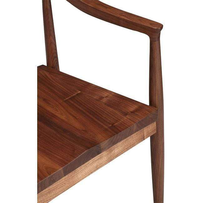 Study Dining Chair  -  Chair