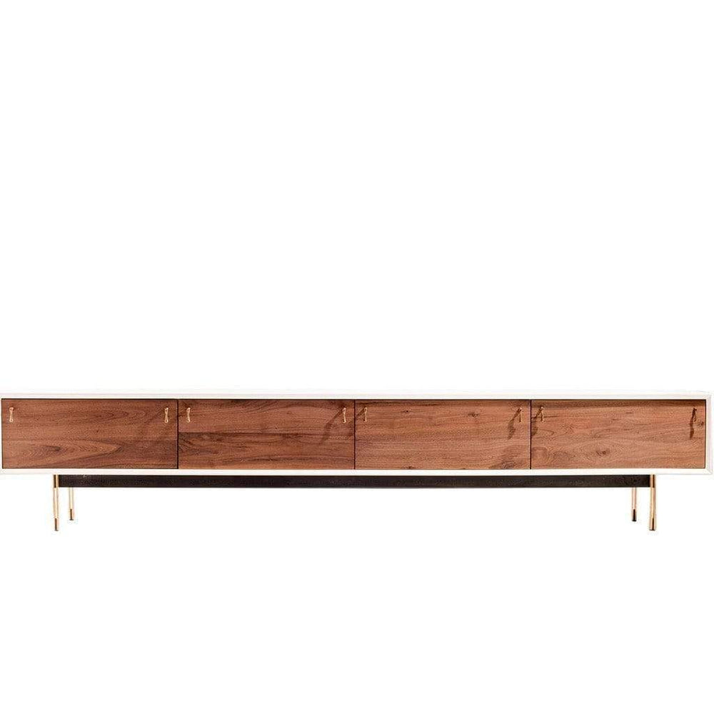 TV 4-Drawer Media Console