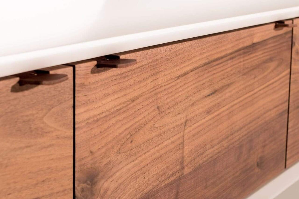 TV 4-Drawer Media Console  -  Cabinets