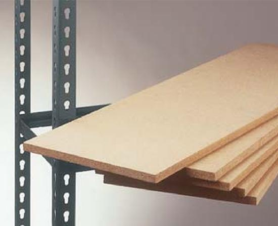Particle Board Shelves