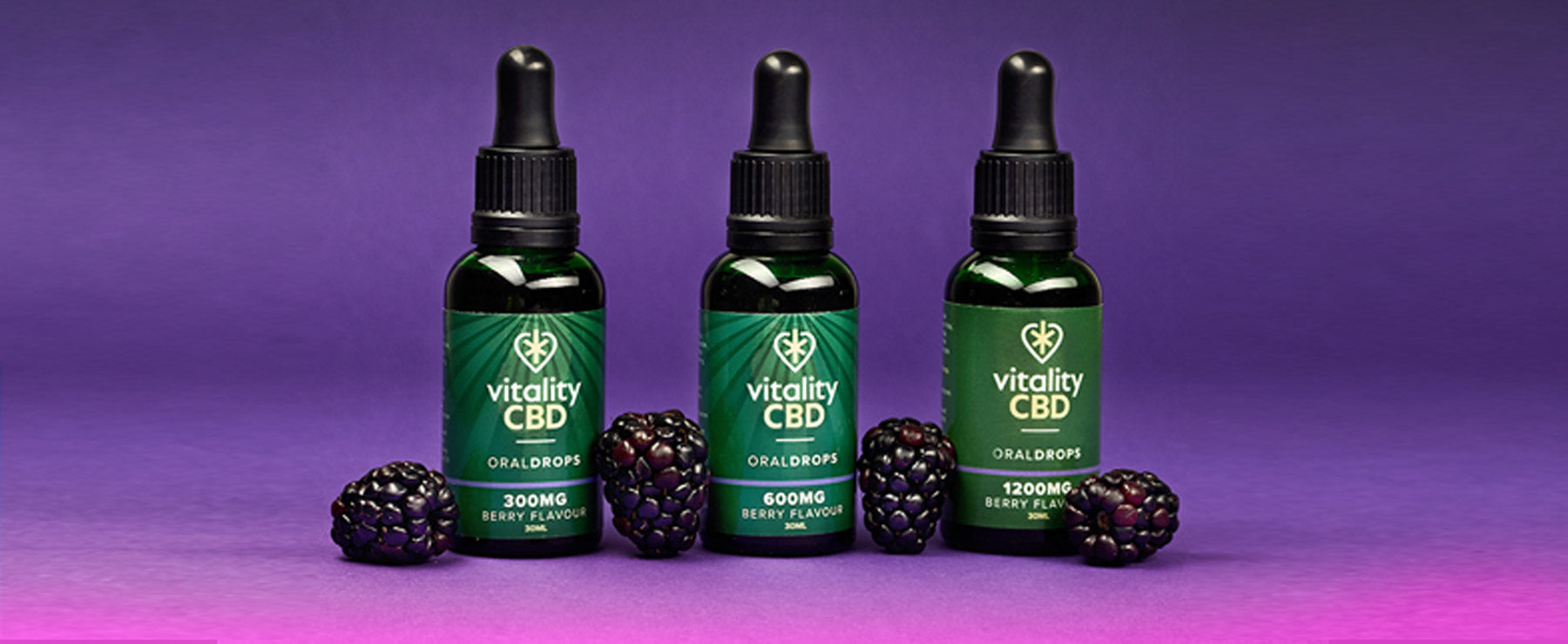 CBD drops | CBD oils | CBD berry oral drops