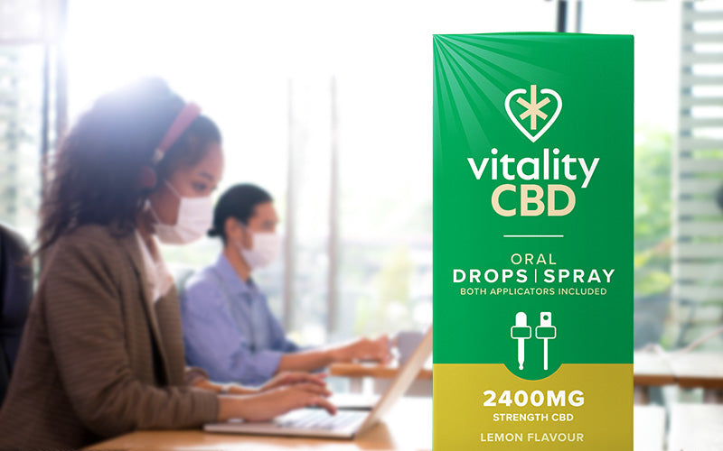 CBD in the office | CBD online