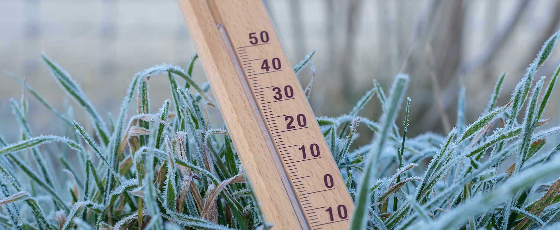 Outside thermometer
