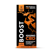 Load image into Gallery viewer, Vitality CBD Active: Boost Drops 30ml