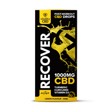 Load image into Gallery viewer, Vitality CBD Active: Recover Drops 30ml