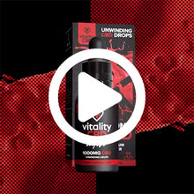 Load image into Gallery viewer, Vitality CBD Active: Relax Drops 30ml