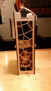 Single Bottle Wine Gift Box -In Vino Veritas (In Wine there is truth)