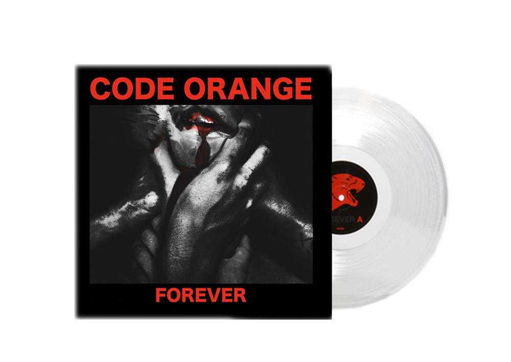'Forever' - CLEAR VINYL (SIGNED)