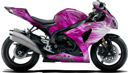 Girly Vinyl Wrap Kits