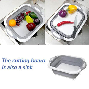 SMARTBOARD- Foldable Multi-Function Chopping Board - Awesales