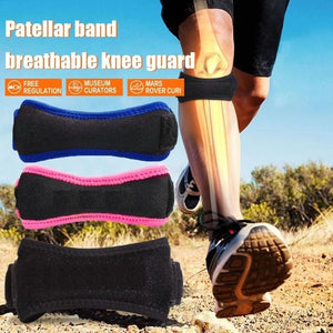 Knee Support Belt - Pink - Awesales