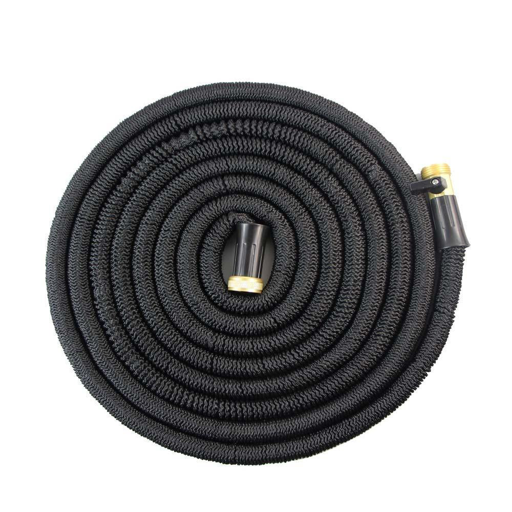 Telescopic Hose - Black hose-75FT - Awesales