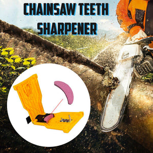 Chainsaw Teeth Sharpener - 1 PC - Awesales