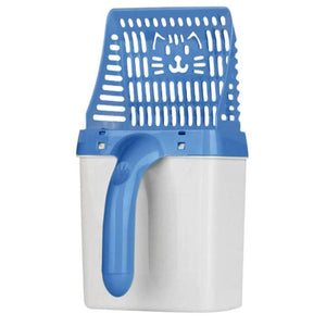 The Cat Sand Shovel - Blue - Awesales