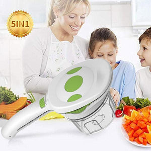 Vegetable And Fruit Press Cutter - - Awesales
