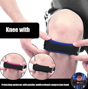 Knee Support Belt - - Awesales
