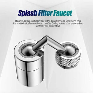 Universal Splash Filter Faucet (50% OFF) - Awesales