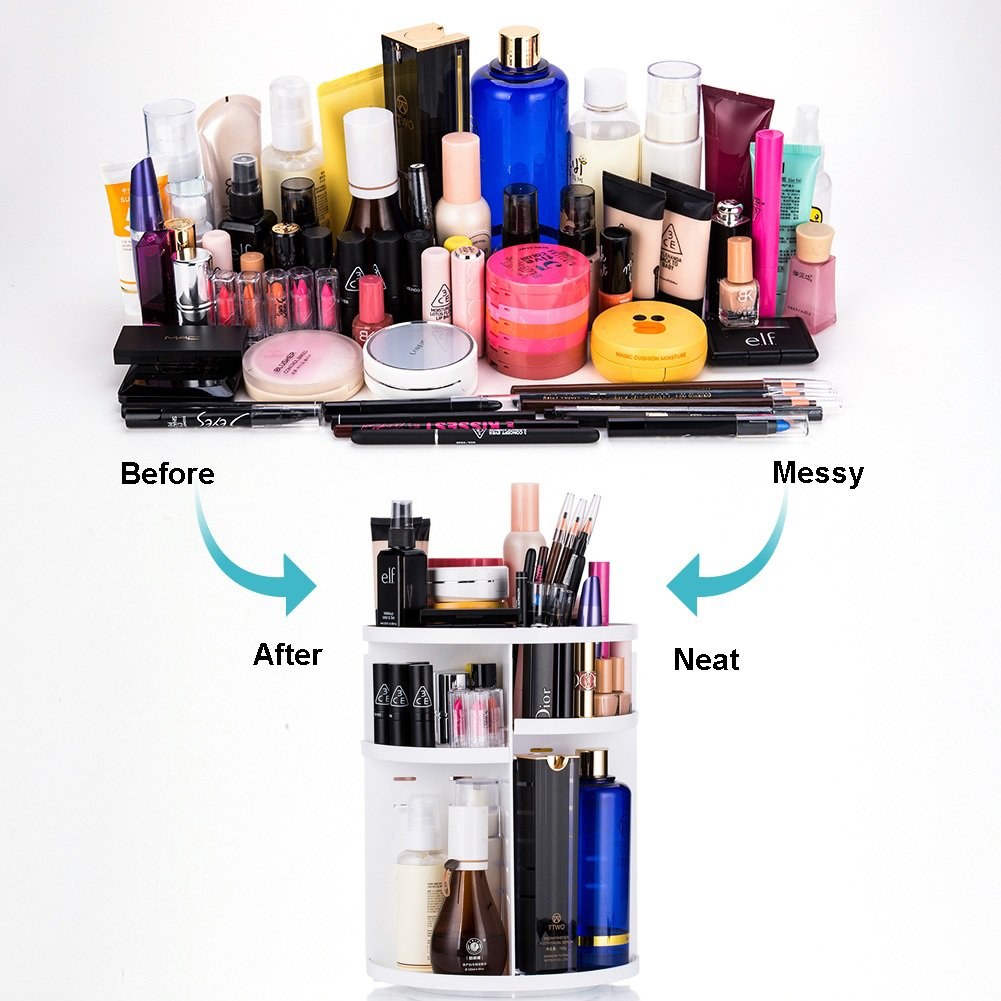 Spinny™ - Cosmetic Organizer - - Awesales