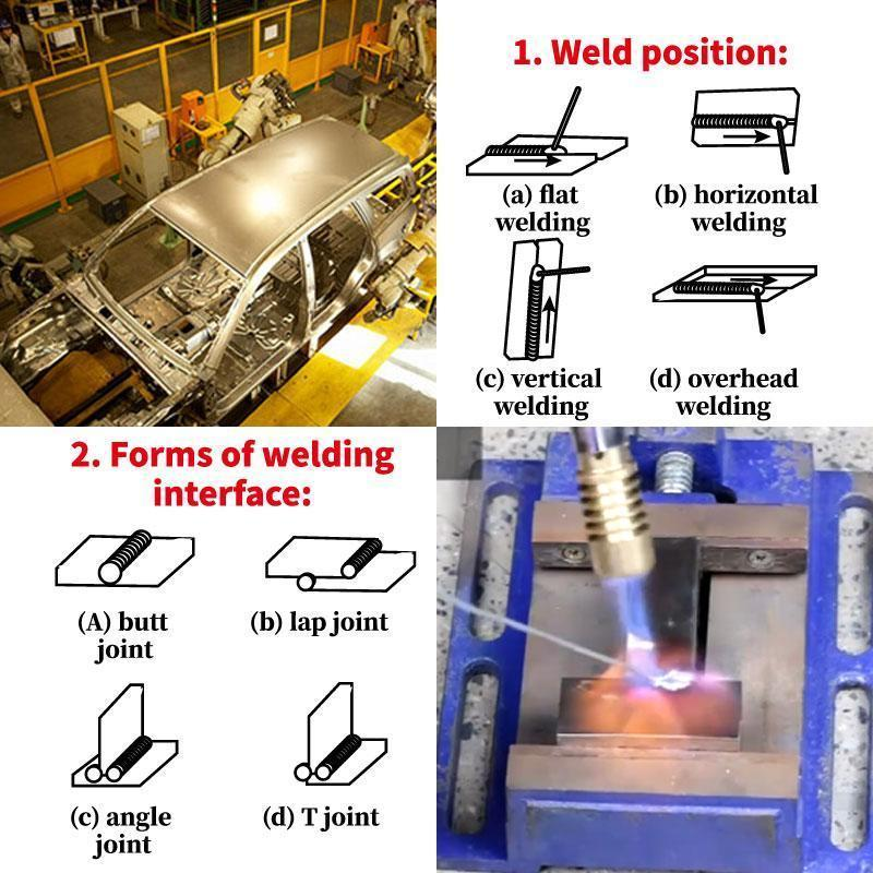 Solution Welding Flux-Cored Rods - Awesales