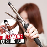 Tourmaline Curling Iron - Default Title - Awesales