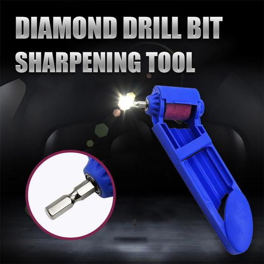 Diamond Drill Bit Sharpening Tool - Blue - Awesales