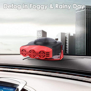 Defrost and Defog Car Heater - - Awesales