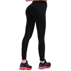 B.Lift™-Push Up Leggings: Booty Boost Power! - Solid Black / L - Awesales