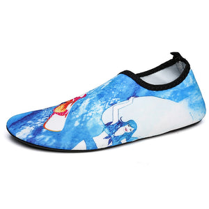 Water Shoes Barefoot Quick-Dry Aqua Socks - 08 / 5.5 - Awesales