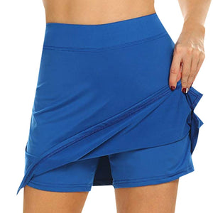 Anti-Chafing Active Skort - - Awesales