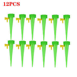Adjustable Watering Dripper Irrigation Device 12pcs - - Awesales