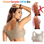 Posture Corrector Lift Up Bra - Beige / 34B/C/D ~ 36A - Awesales