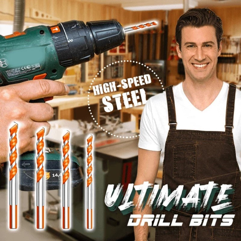 Ultimate Drill bit - SET 4-PCS - Awesales