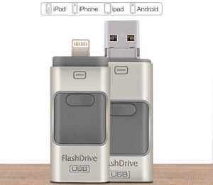 iFlash - OTG USB flash drive for iPhone, iPad & Android - - Awesales