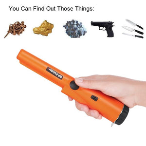PointerS - Waterproof Pinpointing Gold Detector - Orange - Awesales