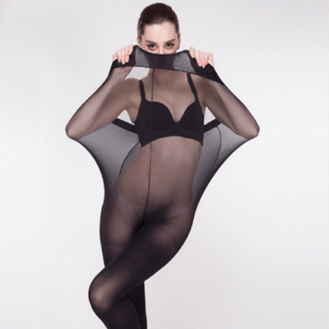 Flexy™ - Super Elastic Magical Stockings - Black - Awesales