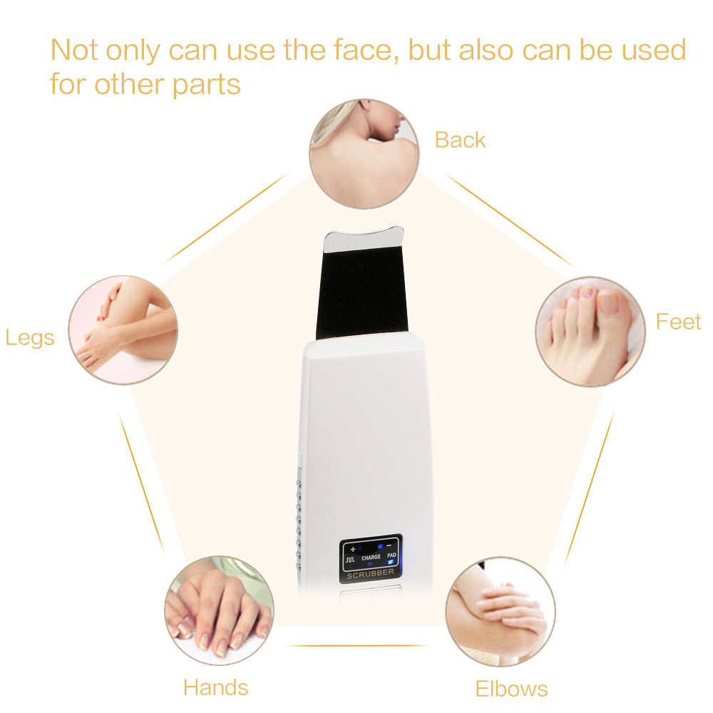 Ultrasonic Skin Scrubber - Awesales