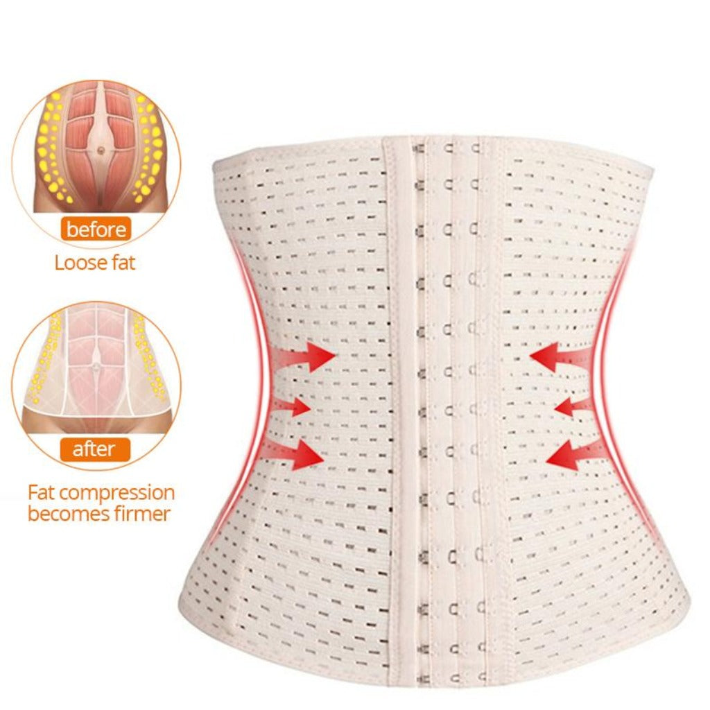 SLIM™ - Daily Waist Trainer (2020 Collection) - Beige / 6XL - Awesales