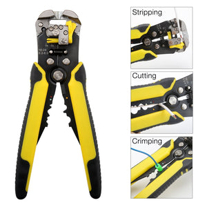 NEC™ - Self Adjusting Easy Wire Stripper - - Awesales