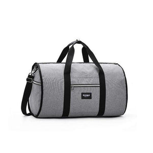 Business Travel Bag - Gray - Awesales